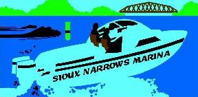 Click Here To Go To The Sioux Narrows Marina Home Page